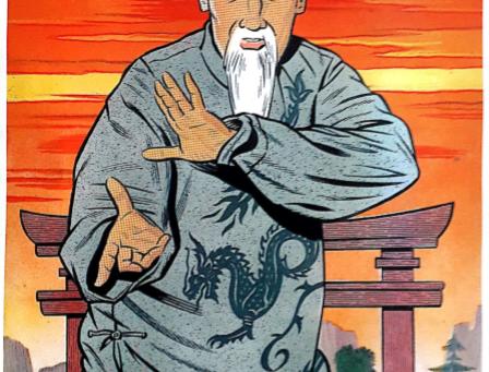 Yang Luchan, le maître chinois des secrets du taï chi
