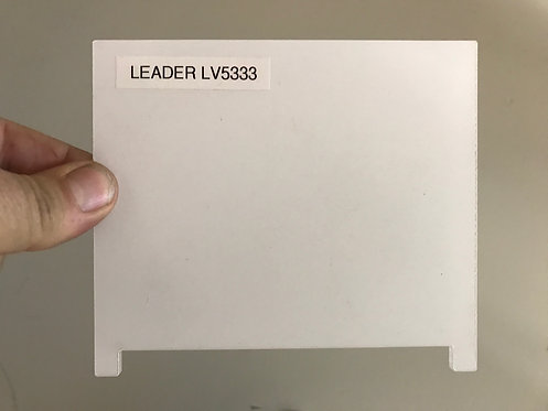 Leader LV5333 screen protector
