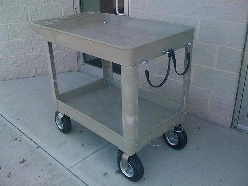 "Rubbermaid® Cart - 10"" Wheels"