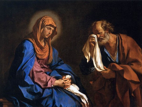 Thoughts on Holy Saturday