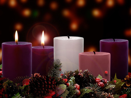 Week 2: Advent Blessings from Home