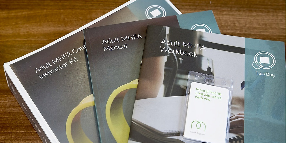 Adult Mental Health First Aid Champion - one day course