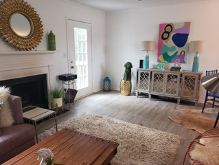 Redesigned Mauldin Townhome
