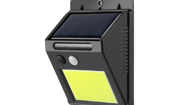 Solar Wall Light 48 COB LED
