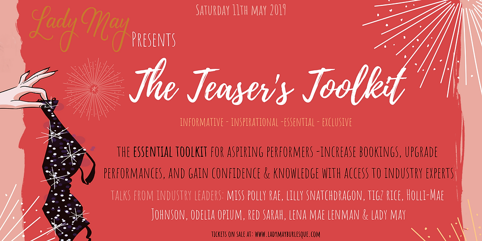The Teaser's Toolkit 3