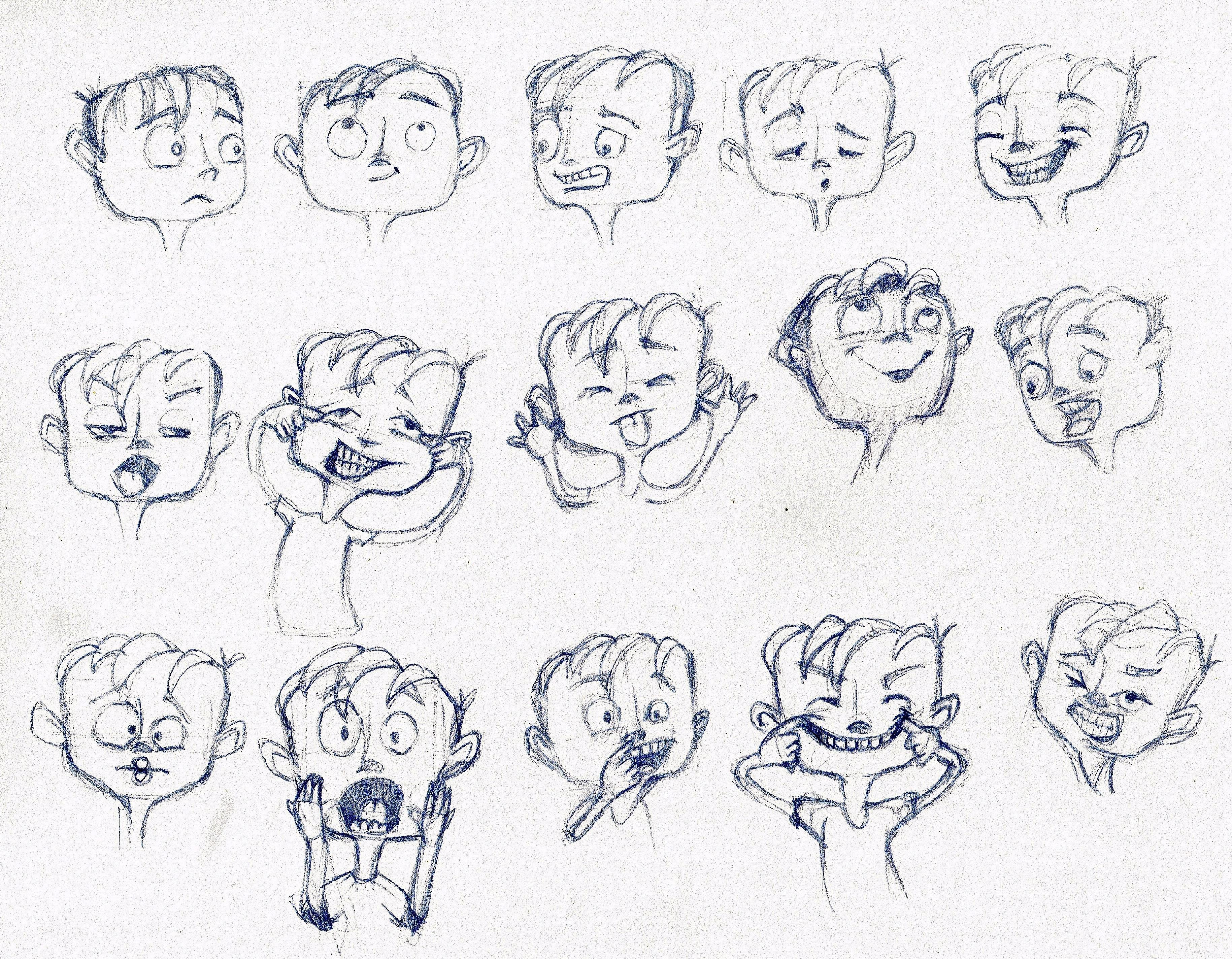 Fabio faces