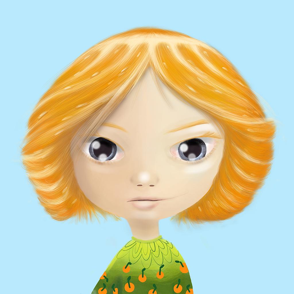 Copia di Orange_Girl