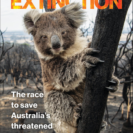 Flames of Extinction: Race to Save Australia's Threatened Wildlife Podcast With Author John Pickrell