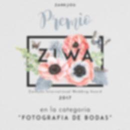 Ganador premio ziwa 2017 full frame photography