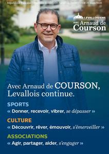 Arnaud de Courson. Courson2020. Courson 2020.