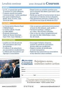 Arnaud de Couson. Courson2020. Courson 2020