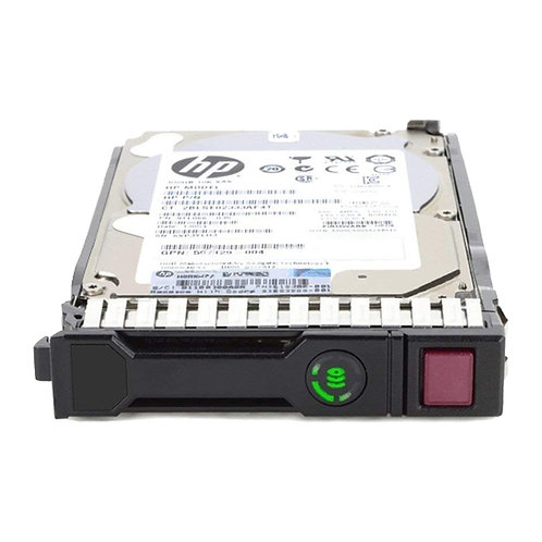 "Disco Duro Hp  3.5"" 1tb 7200rpm Sas 6gb Hot Swap Server Proliant Series G6"