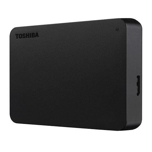 """Disco Duro Externo Toshiba 4TB 2.5"""" USB 3.0 Negro"""