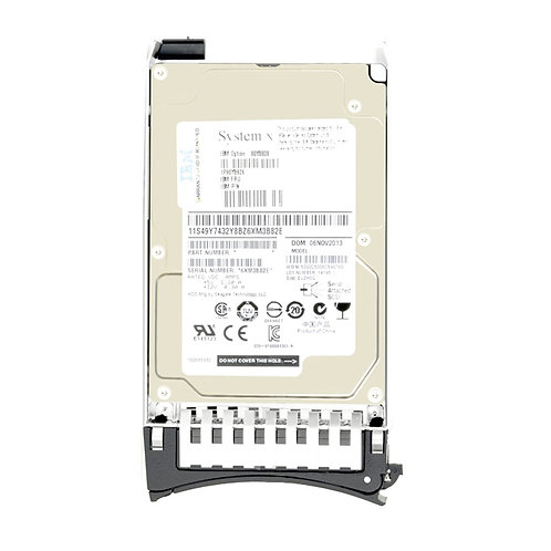 "Disco Duro Servidor  Lenovo-Ibm 2.5"" 1tb 7.2k 6gb Sas Sff Hot-Swap"