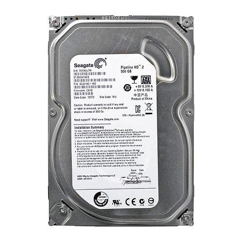 Disco Duro Pull Seagate 500gb Sata 2 16mb Desktop