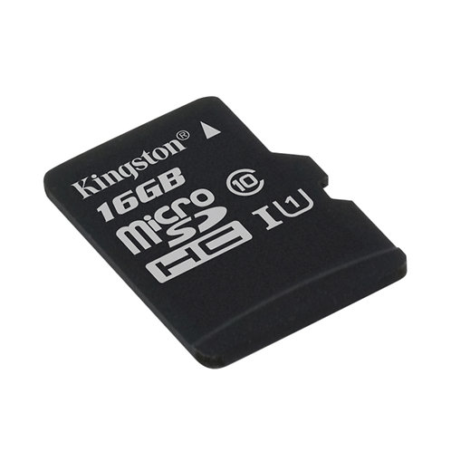 Memoria Micro SD  Kingston 16 GB