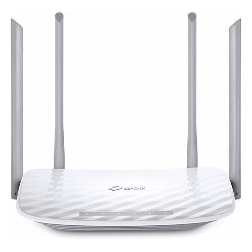 Router Tp-Link Archer C50 Ac 1200 4 Puertos Lan 10100mbps 1 Puerto 10100mbps 4 A