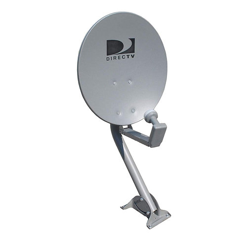Antena-C DirecTV con LNB