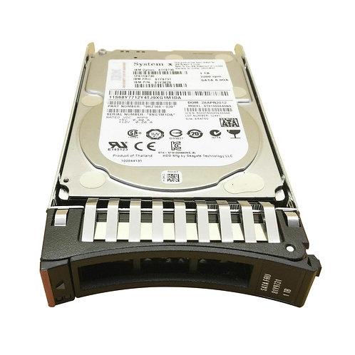 """Disco Duro Servidor Ibm 1tb 2.5"""" 7200rpm Sff Hot-Swap (81y9731-81y9730)"""