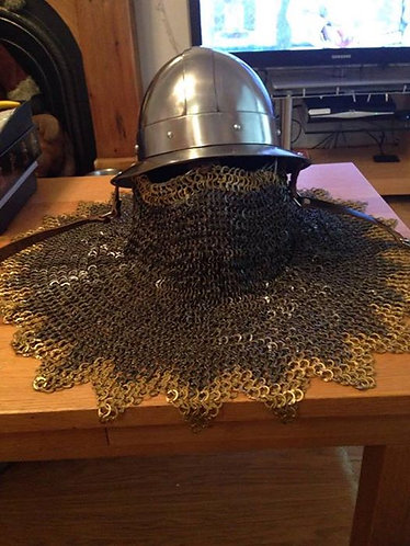 Kettle Helm (SCA Armor)