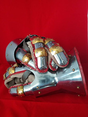 Finger Gauntlets (SCA Armor)