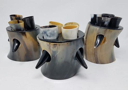 Viking Shot Glass Kit