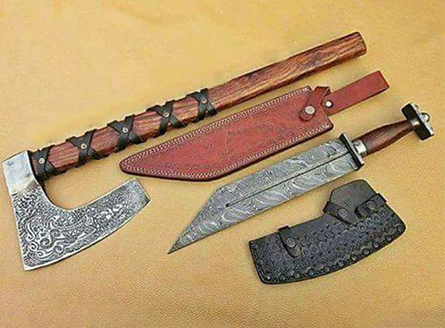 Axe and Seax Set
