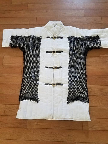 Custom Gambeson With Chainmail Voiders