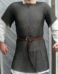 Titanium Hauberk (SCA Armor)