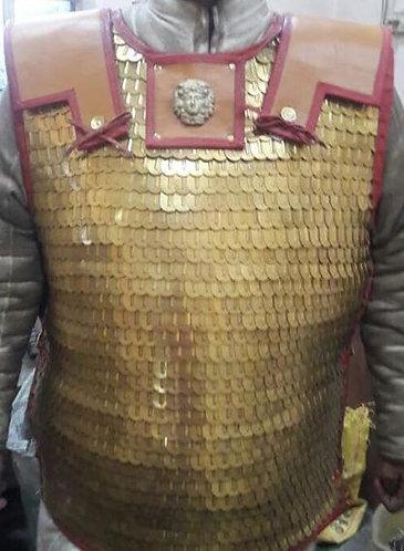 Scale Armor, Squamata