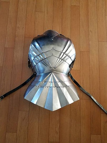Gothic Articulated Breast and Backplate (SCA Armor)