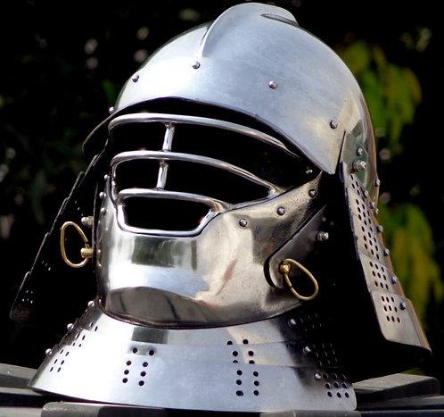 """The Hattori"" Samurai Kabuto (SCA Armor)"