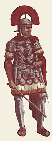 Scale Armor Roman Kit (SCA Armor)