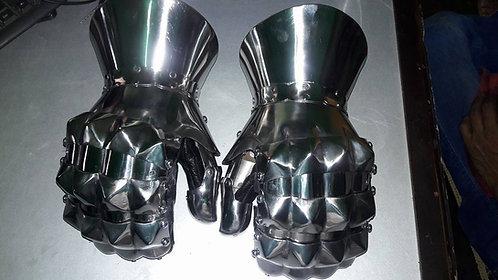 Trinity Titans (Titanium, SCA Armor)