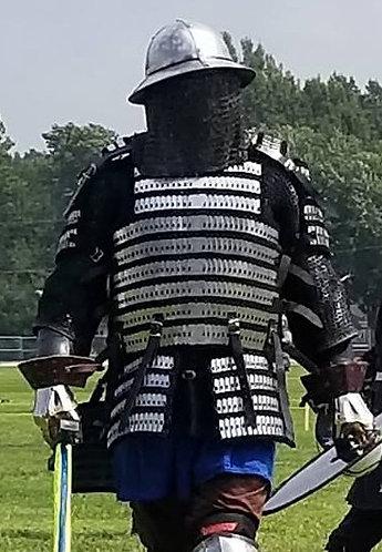 Lamellar Torso Armor