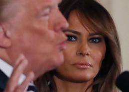 Melania Trump: Donald Trump and I are fine