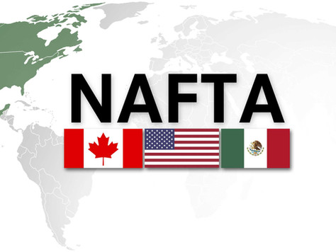 "Eposide 16: Kim Nossal answers the questions ""Does Canada hate Mexico? What will happen to NAFT"