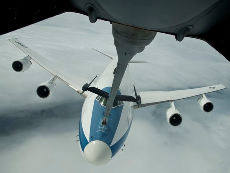 """Back in the day, these planes were called """"looking glass"""""""