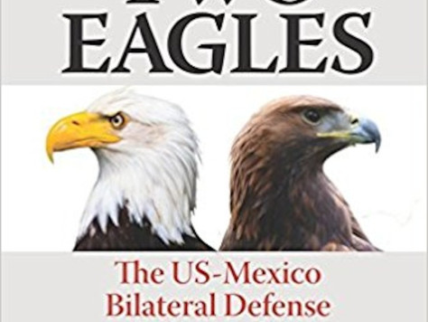 Episode 24: Dr. Craig Deare on US-Mexico Defense cooperation, A Tail Of Two Eagles