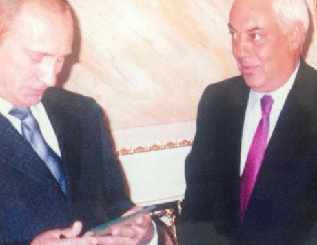 An interview with someone who interviewed Vladimir Putin...