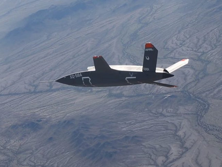 U.S. Air Force could acquire a fleet of stealthy unmanned fighter jets