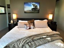 Spa Suite luxury bedroom