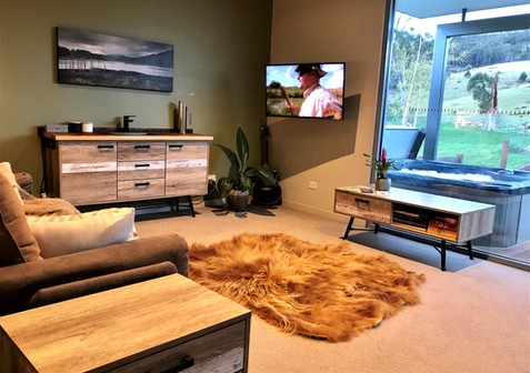Spa Suite lounge