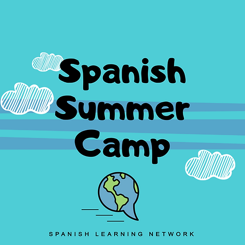 Spanish Summer Camp K-5 (August 2 - 6)