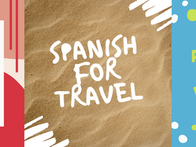 New Online Workshops: Spanish for Travel, Direct Object Pronouns and Por/Para!