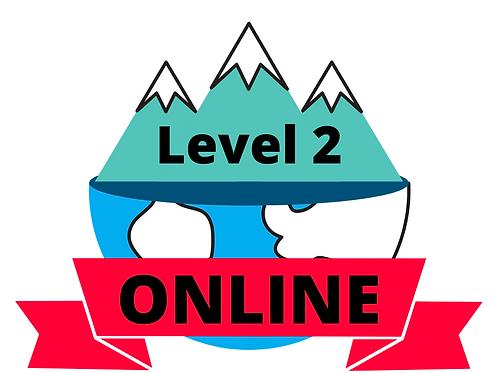 Level 2 - Novice Mid - Describing Things