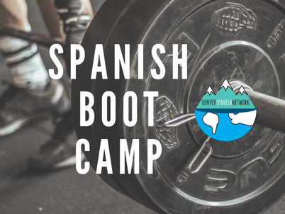Announcing January Spanish Boot Camp!