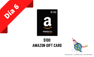 Eight days of Giveaways: Day 6 - $100 Amazon Gift Card!