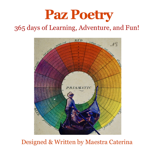Paz Poetry: 365 days of Learning, Adventure and Fun! (February)