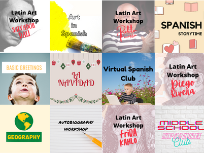 New Programming for Kids at Spanish Learning Network!